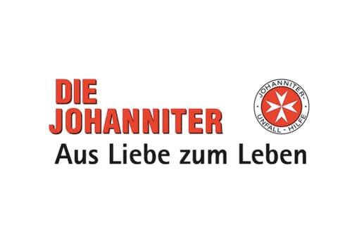 Logo der Johanniter